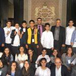 visite parlement college marrakech ecole Benabdallah